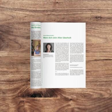Kommunikation Kolume Content Corporate Publishing Full Service Agentur Zürich