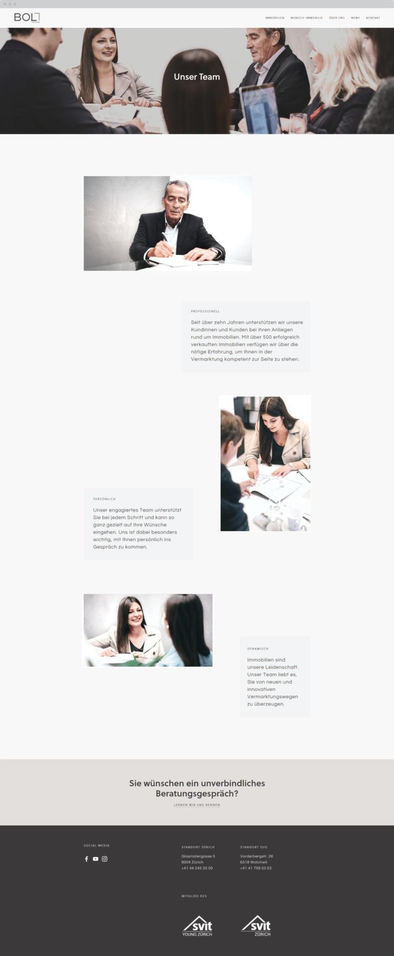 Mobile Digital Website Internet Homepage Redesign Design Struktur Content Online Auftrag Responsive Agentur Kommunikation Schweiz Werbung Social Media Facebook Instagram Snapchat Likes Follower