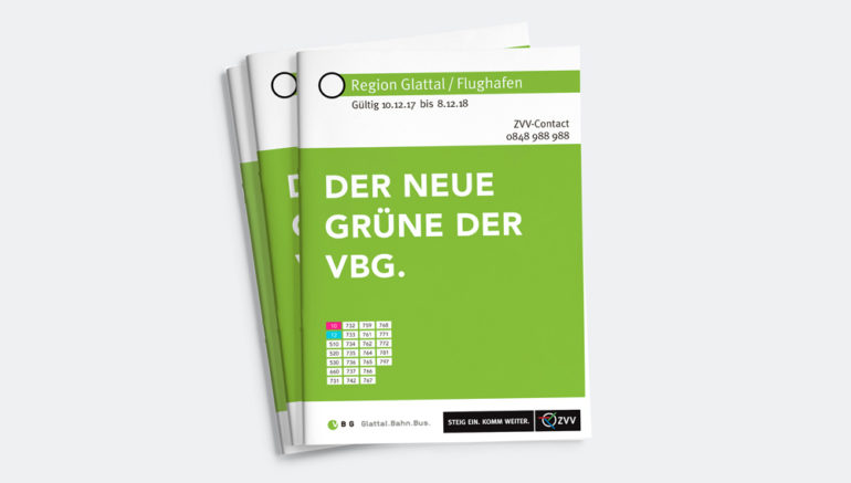 Fahrplan Print Content Corporate Design Kommunikation B2C