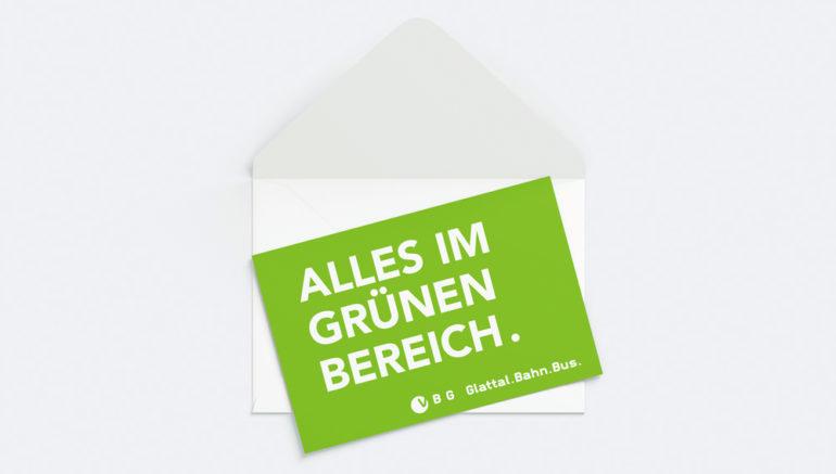 Print Grusskarte Corporate Identity Branding Rebrand Content Agentur Zürich