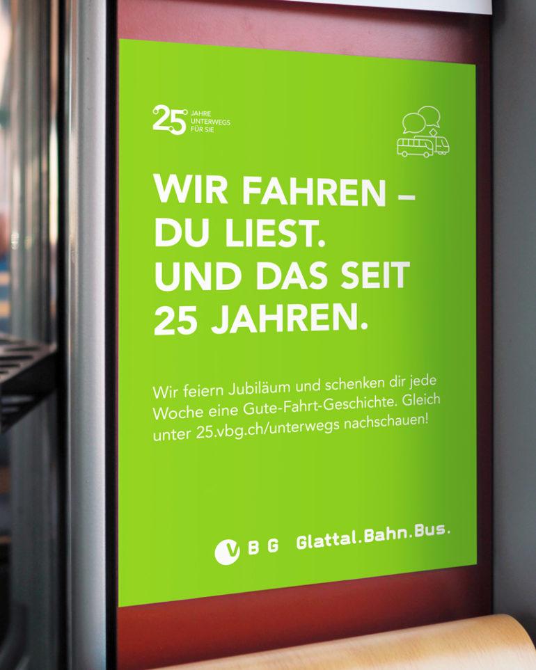 Werbung Kommunikation Plakat Branding Corporate Identity Full Service Agentur Verkehr