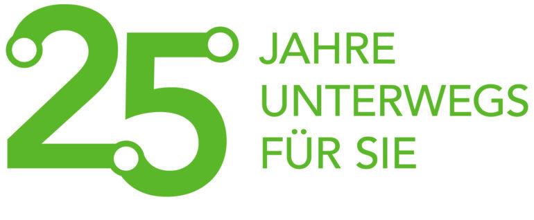 Kommunikation Jubiläum Branding Logo Fahrzeugbeschriftung Full Service Agentur Zürich