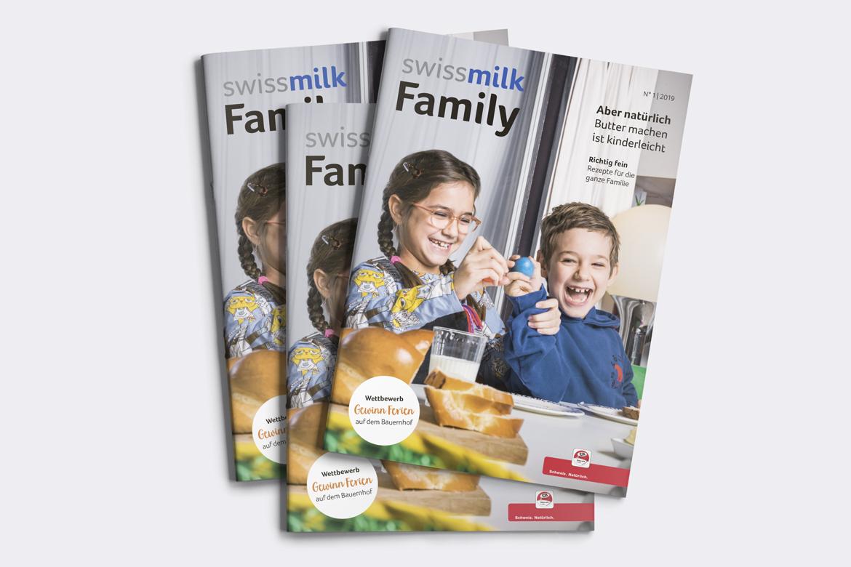 Magazin Kundenmagazin Corporate Communication Content Reportagen Full Service Agentur Zürich