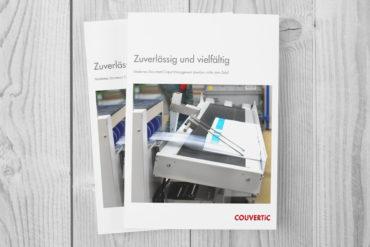 Broschüre Corporate Publishing Corporate Communication Grafikdesign Kommunikation Agentur Zürich