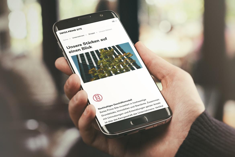 Webcontent Digitiale Kommunikation Full Service Agentur Zürich Kompetenzen Angebot