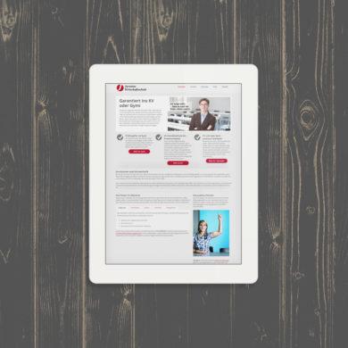 Webdesign Webseite Internet SEO Online Kommunikationsagentur Zürich