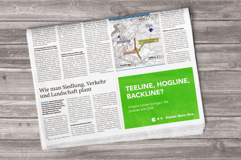 Inserate Klassische Werbung Kommunikation Full Service Agentur Zürich Kompetenzen Angebot