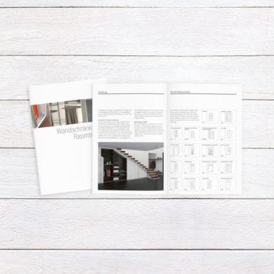 Katalog Corporate Publishing Kommunikation Grafikdesign Agentur Zürich Print