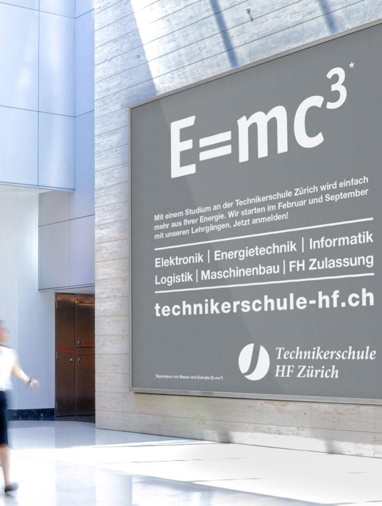 Werbeagentur Therefore Zürich