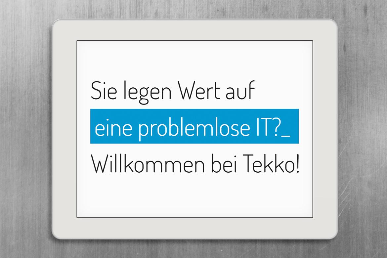Kommunikationsagentur Zürich_Digitale-Kommunikation_SEO_Webseite-Tekko GmbH_Corporate Design