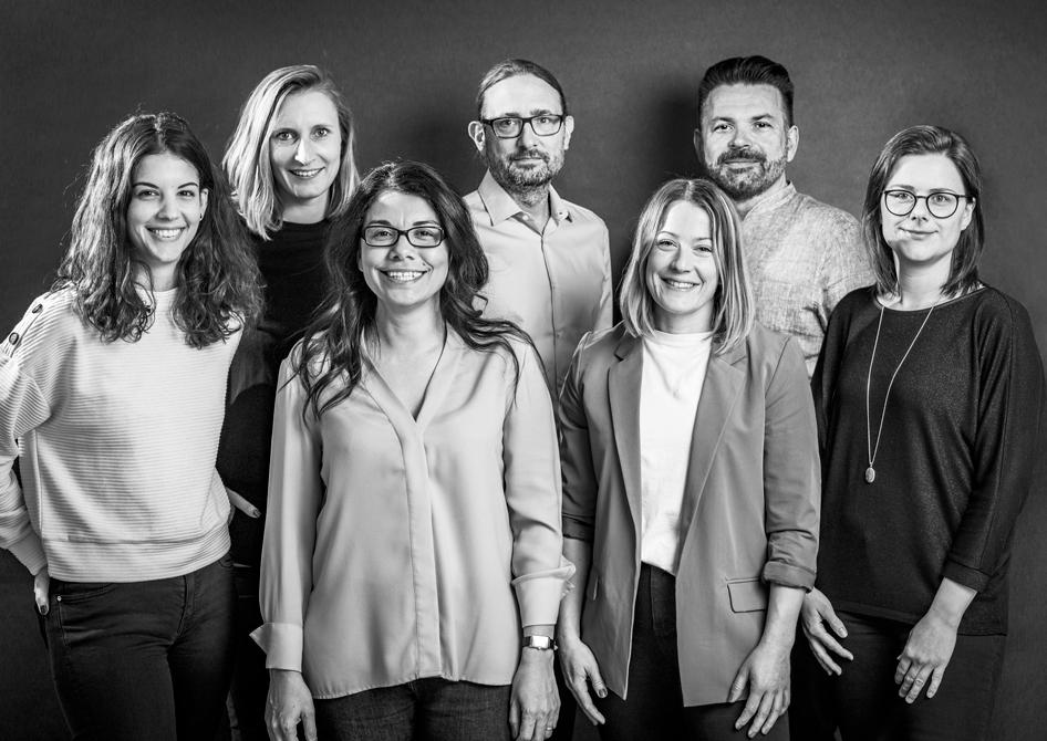 Kommunikations- und Werbeagentur Zürich_Team